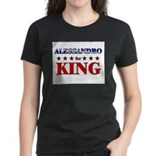 ALESSANDRO for king Tee