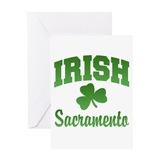 Sacramento Irish Greeting Card