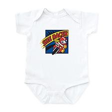 She Racer Infant Bodysuit