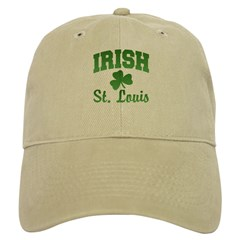 St. Louis Irish Baseball Cap