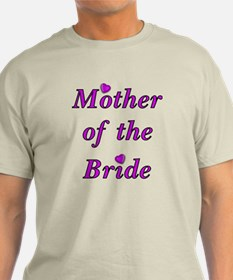 Mother of the Bride Love T-Shirt