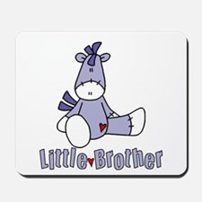 Sock Pony Little Brother Mousepad