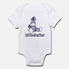 Sock Pony Little Brother Infant Bodysuit