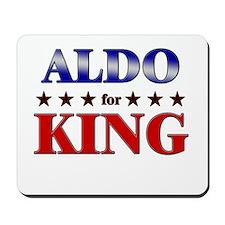 ALDO for king Mousepad