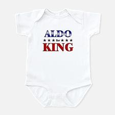 ALDO for king Infant Bodysuit