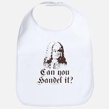 Can You Handel It Bib