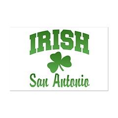 San Antonio Irish Posters