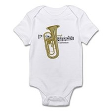 Euphonium Music Infant Bodysuit