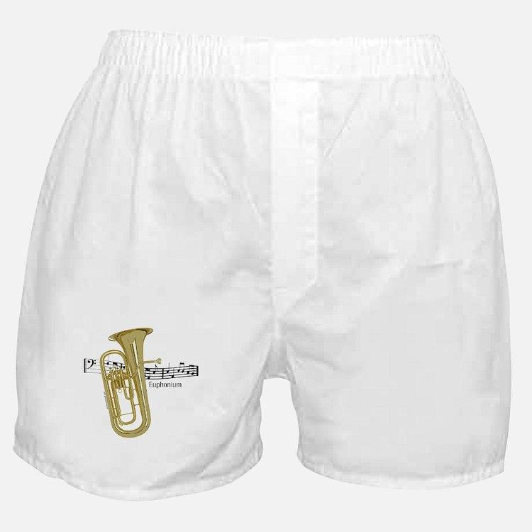 Euphonium Music Boxer Shorts