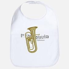 Euphonium Music Bib
