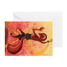 """Firedancer"" Cards (blank inside)"