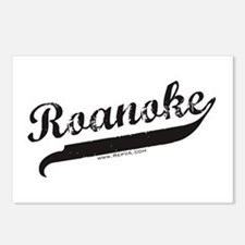 Roanoke Postcards (Package of 8)