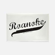Roanoke Rectangle Magnet
