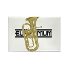 Euphoniums Rectangle Magnet