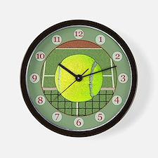 Tennis Clock
