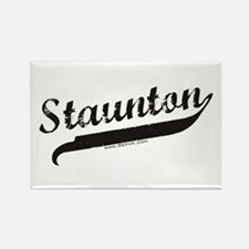 Staunton Rectangle Magnet