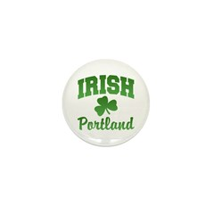 Portland Irish Mini Button (100 pack)
