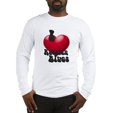 I Love RusBlus! Long Sleeve T-Shirt