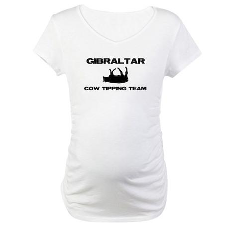 Gibraltar Maternity T-Shirt