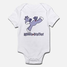 Sock Pony Middle Brother Infant Bodysuit