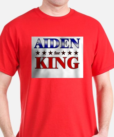AIDEN for king T-Shirt
