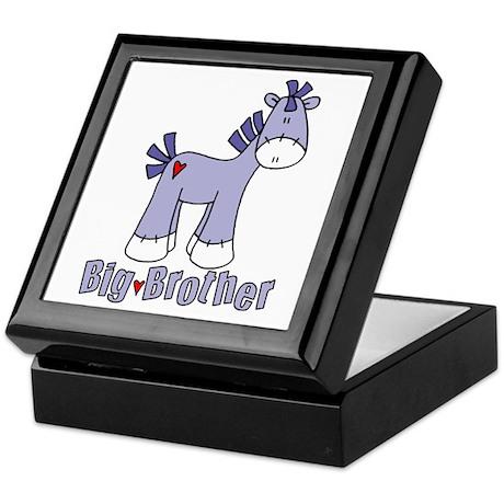 Sock Pony Big Brother Keepsake Box