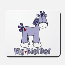 Sock Pony Big Brother Mousepad