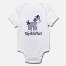 Sock Pony Big Brother Infant Bodysuit