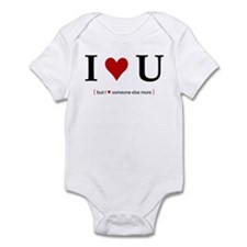 Heat someone Infant Bodysuit