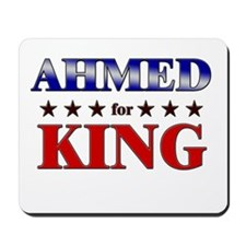 AHMED for king Mousepad