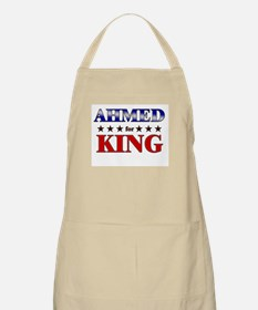 AHMED for king BBQ Apron