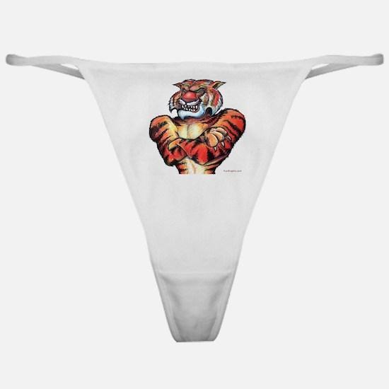 Unique Memphis tigers Classic Thong