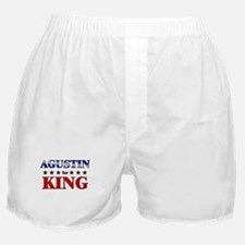 AGUSTIN for king Boxer Shorts