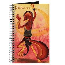 """""""Firedancer"""" unlined notebook"""