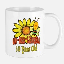 Un-Bee-Lievable 30th Mug