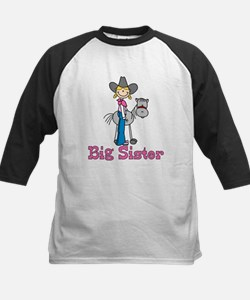 Stick Cowgirl Big Sister Tee