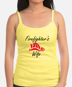 Firefighter's Wife Jr.Spaghetti Strap