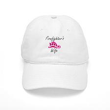 Firefighter's Wife Baseball Cap