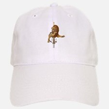 lion carousel animal Baseball Baseball Cap