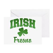 Fresno Irish Greeting Card