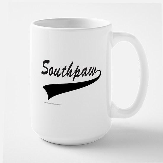 SOUTHPAW Large Mug