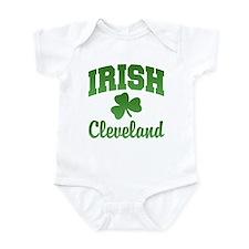Cleveland Irish Infant Bodysuit