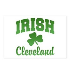 Cleveland Irish Postcards (Package of 8)