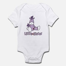 Sock Pony Little Sister Infant Bodysuit