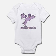 Sock Pony Middle Sister Infant Bodysuit