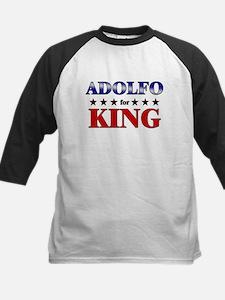 ADOLFO for king Kids Baseball Jersey