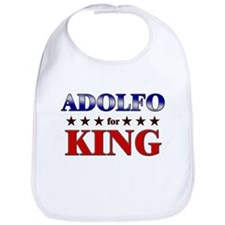 ADOLFO for king Bib