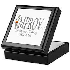 Improv Keepsake Box