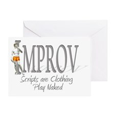 Improv Greeting Card