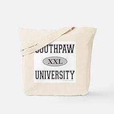 SOUTHPAW UNIVERSITY Tote Bag